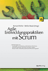 """Buch """"Agile Entwicklungspraktiken mit Scrum"""""""