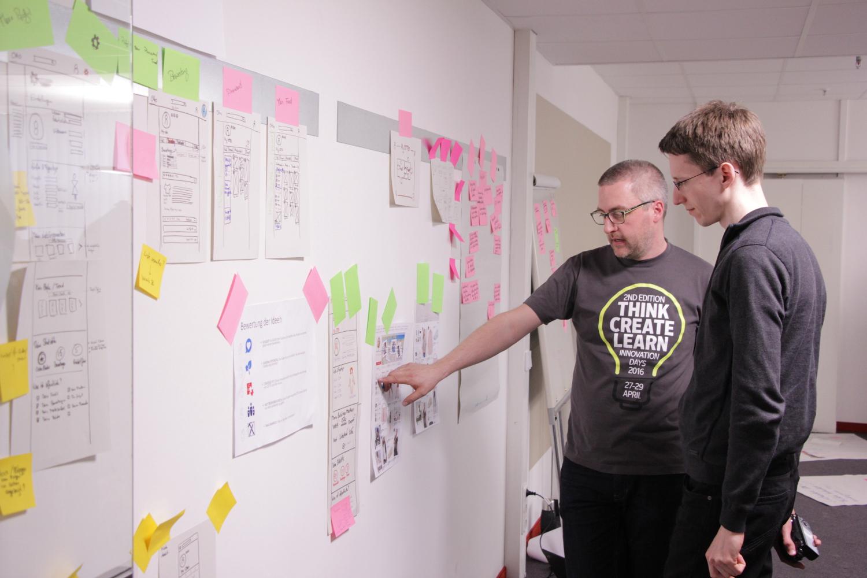 OTTO_InnoDays16_Brainstorming